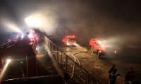 Cháy lớn tại công ty CP Công nghệ sinh học Rừng Hoa Đà Lạt